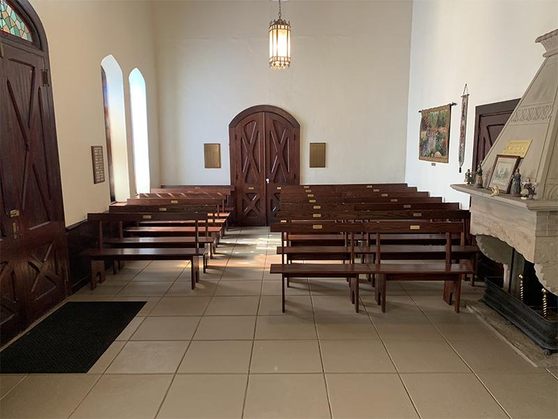 DuBois chapel